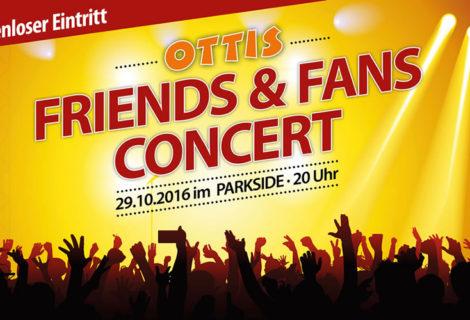 OTTIS Friends & Fans Concert