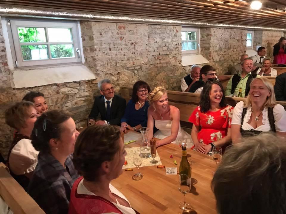 Hochzeit im Gut Grafenried